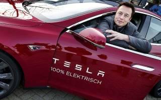 Машины Tesla получили режим для четвероногих