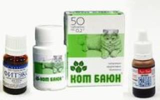 Как использовать капли для кошек: инструкцию по применению таблеток и уколов от гуляния, противопоказания